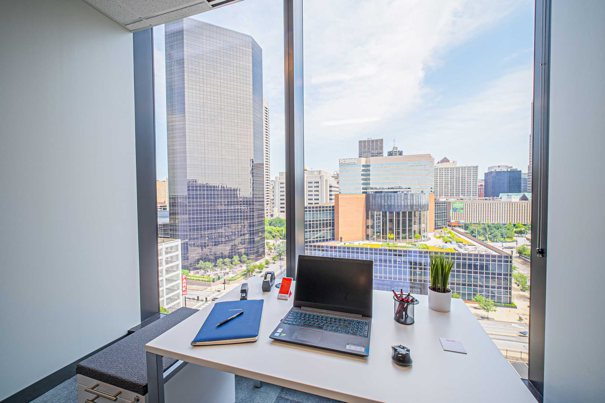Spark Coworking St. Louis Private Office